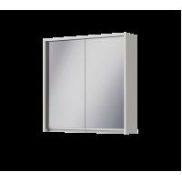 "Серія ""Savona"", дзеркальна шафа SvM-70 біла"