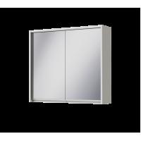 "Серія ""Savona"", дзеркальна шафа SvM-80 біла"
