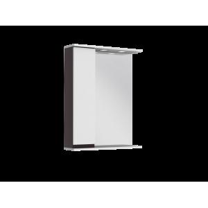 Дзеркальна шафа Monika MMC2-65 ліва венге