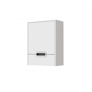 Шкаф навесной JUVENTA MONZA MnC-30 белый