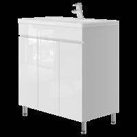 Тумба Ariadna Ar3-80 біла