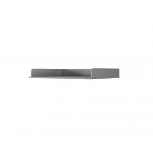 Пеленальний стіл для комода Leander Classic сірий
