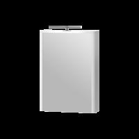Дзеркальна шафа Livorno LvrMC-50 структурний білий