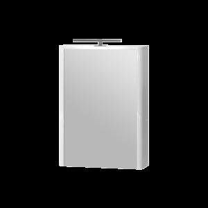 Дзеркальна шафа Livorno LvrMC-50 біла