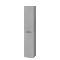 Пенал Livorno LvrP-170 структурний сірий