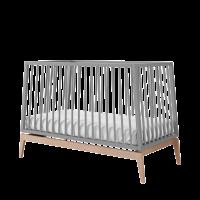 Ліжко Leander Luna 120 сіре