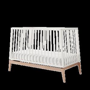 Ліжко Leander Luna 120 біле