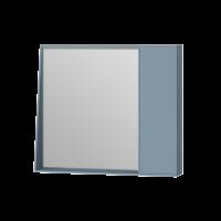 Дзеркальна шафа Manhattan MnhMC-80 блакитна
