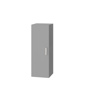 Пенал Manhattan MnhP-114 сірий