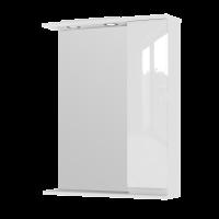 Дзеркальна шафа Monika MMC2-65 права біла