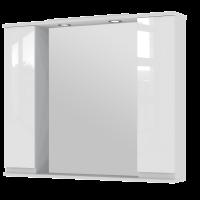Дзеркальна шафа Monika MMC3-100 біла
