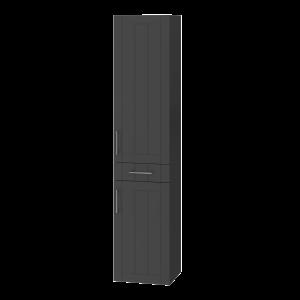 Пенал Oscar OscP-185 графіт
