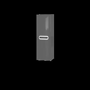 Пенал Prato PrP-100 сірий