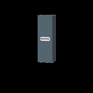 Пенал Prato PrP-100 індиго синій