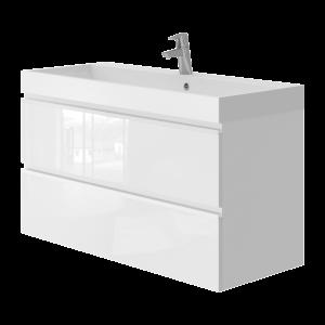 Тумба Savona Sv-100 біла