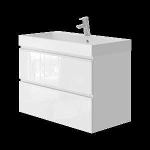 Тумба Savona Sv-80 біла