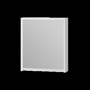 Дзеркальна шафа Savona SvM-60 біла