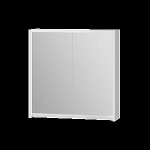 Дзеркальна шафа Savona SvM-70 біла