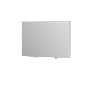 Дзеркальна шафа Sequetto SqM-100 біла