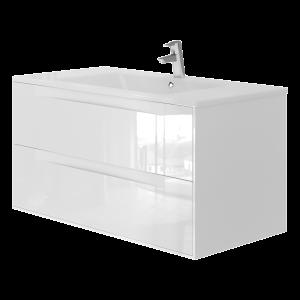Тумба Sequetto Sqt-100 біла