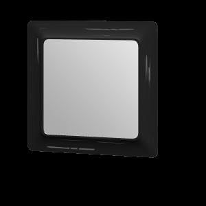 Дзеркало Ticino TcM-80 чорне