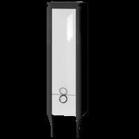 Пенал Ticino TcP-190 чорний
