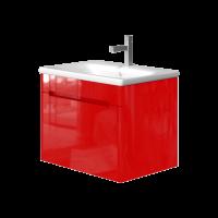 Тумба Tivoli Tv-65 червона