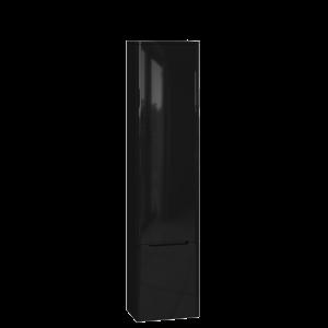 Пенал Tivoli TvP-190 правий чорний
