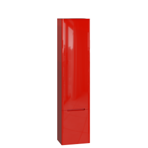 Пенал Tivoli TvP-190 правий червоний