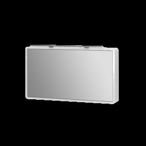 Дзеркальна шафа Toscana TsM-100 біла