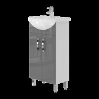 Тумба Trento Trn-45 сіра