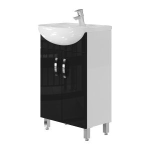 Тумба Trento Trn-50 чорна