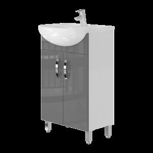 Тумба Trento Trn-50 сіра