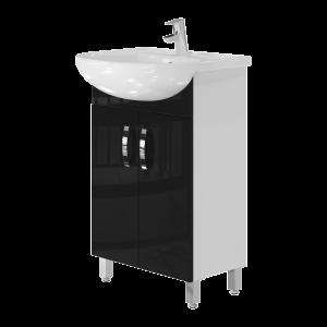 Тумба Trento Trn-55 чорна