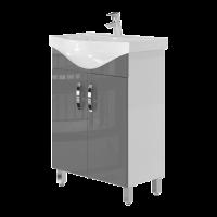 Тумба Trento Trn-60 сіра