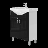 Тумба Trento Trn-65 чорна