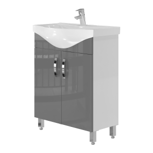 Тумба Trento Trn-65 сіра