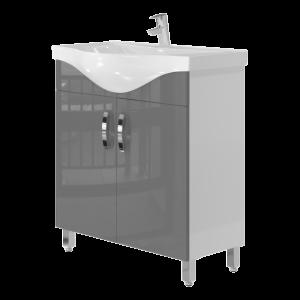 Тумба Trento Trn-75 сіра