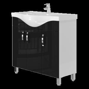 Тумба Trento Trn-87 чорна