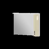 Дзеркальна шафа Trento TrnMC-100 права бежева