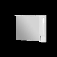 Дзеркальна шафа Trento TrnMC-100 права біла