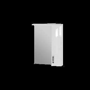 Дзеркальна шафа Trento TrnMC-60 права біла