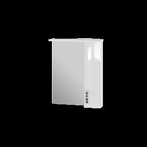 Дзеркальна шафа Trento TrnMC-65 права біла