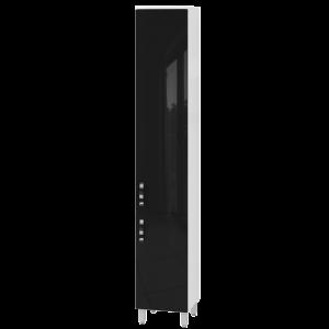 Пенал Trento TrnP-190 чорний