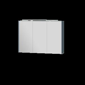 Дзеркальна шафа Vanessa VnM-100 індиго синій