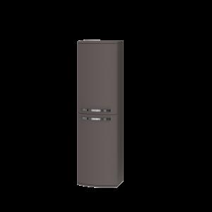 Пенал Vanessa VnP-140 темна диня