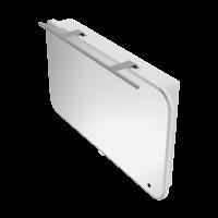 Дзеркальна шафа Velluto VltMC-100 біла